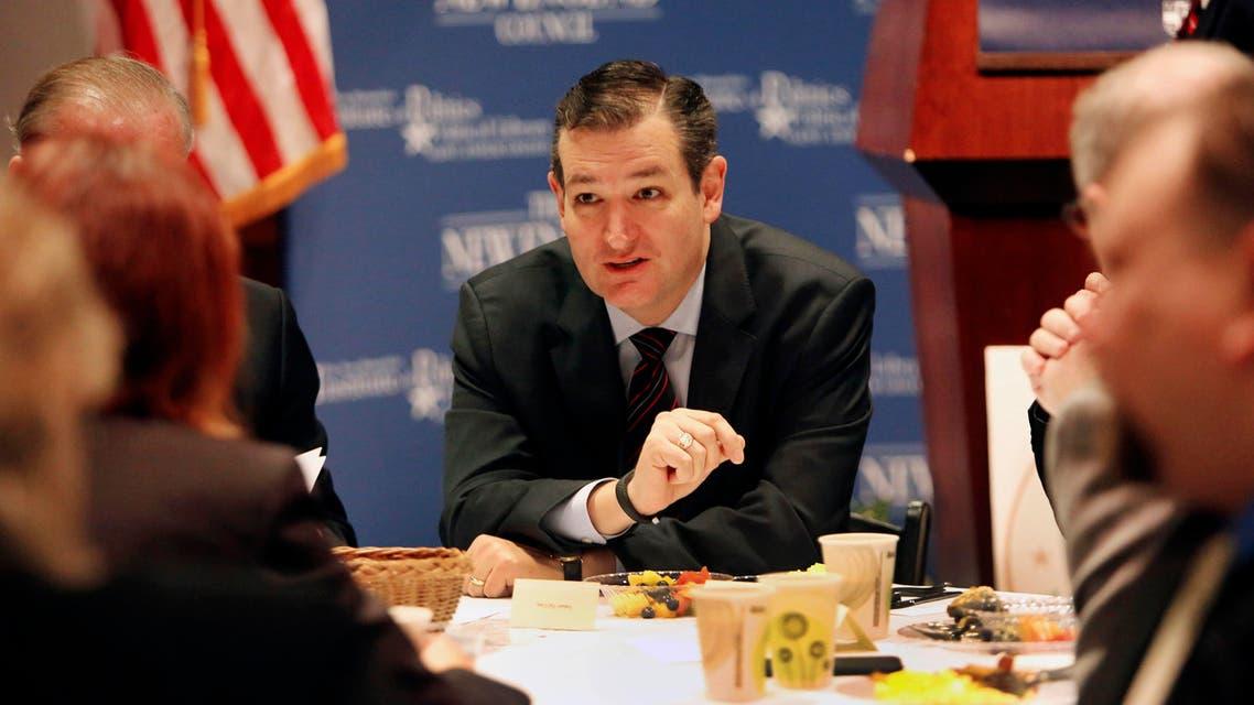 Ted Cruz AP