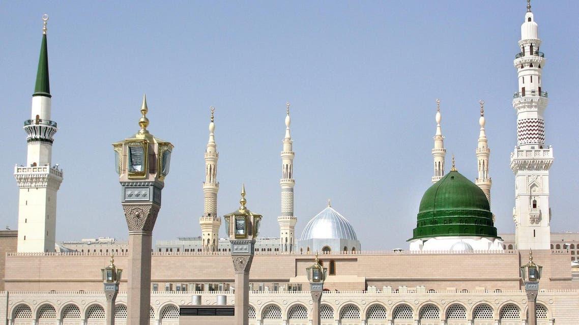 Prophets-Mosque-In-Medinah