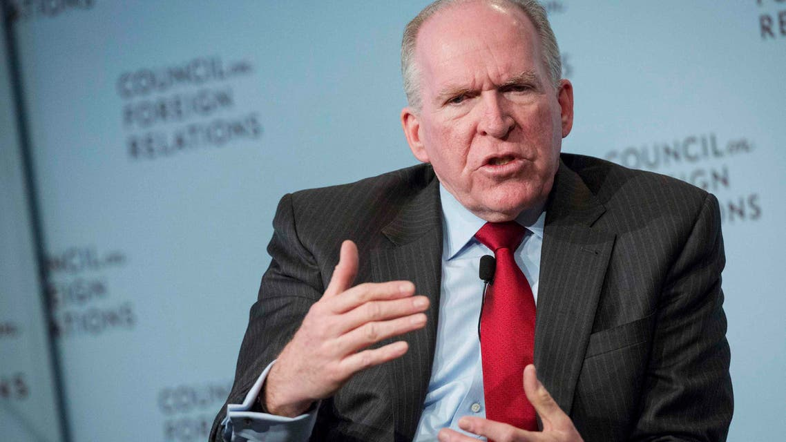 Director of the Central Intelligence Agency John Brennan speaks at the Council on Foreign Relations in New York March 13, 2015. (Reuters)