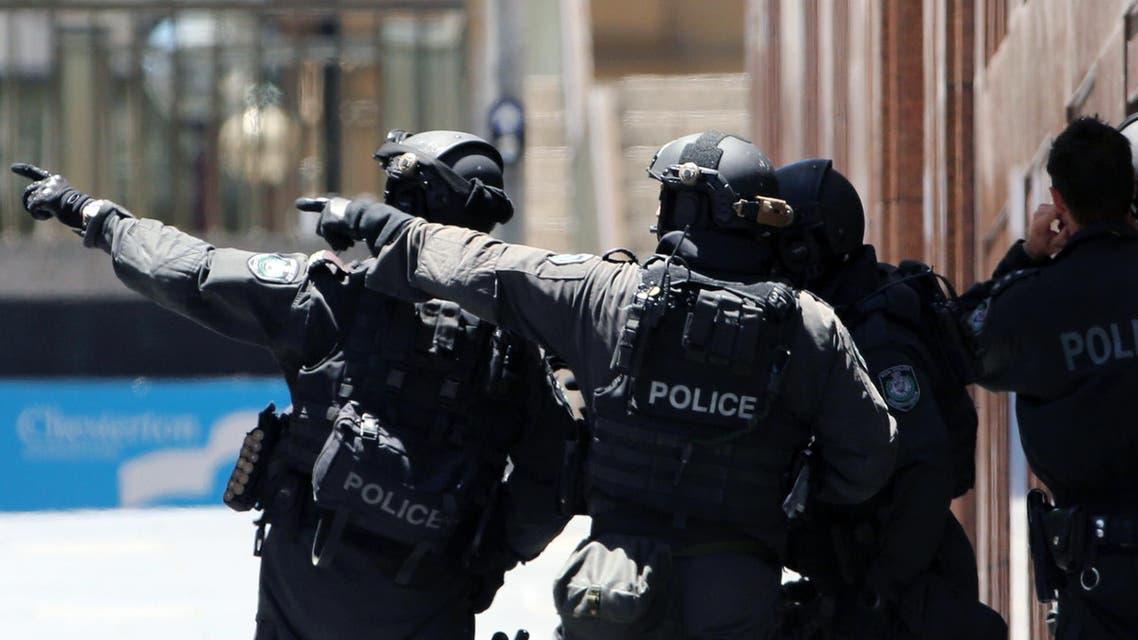 Australia threat of homegrown terrorism AP