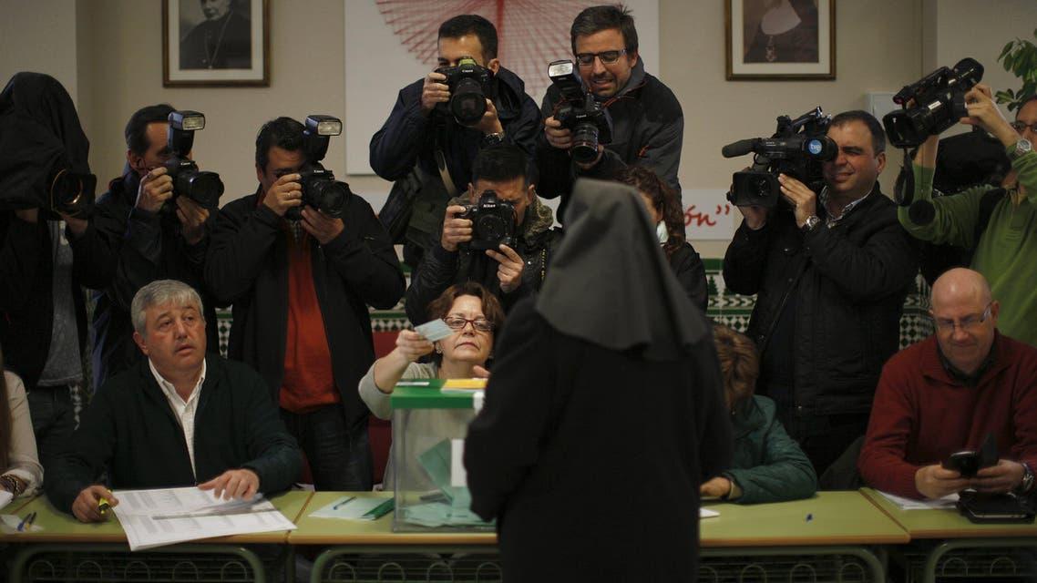 انتخابات اسبانيا