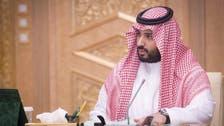 Saudi defense minister discusses 'Decisive Storm' cooperation with U.S.