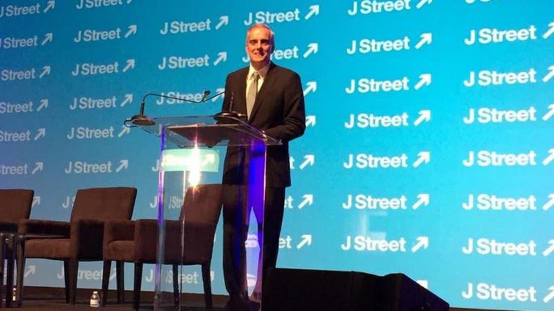 دنيس ماكدونو الأمين العام للبيت الأبيض في خطاب ألقاه في واشنطن