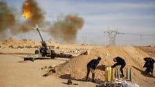 Libyan army shells extremist training camp south-east of Tripoli