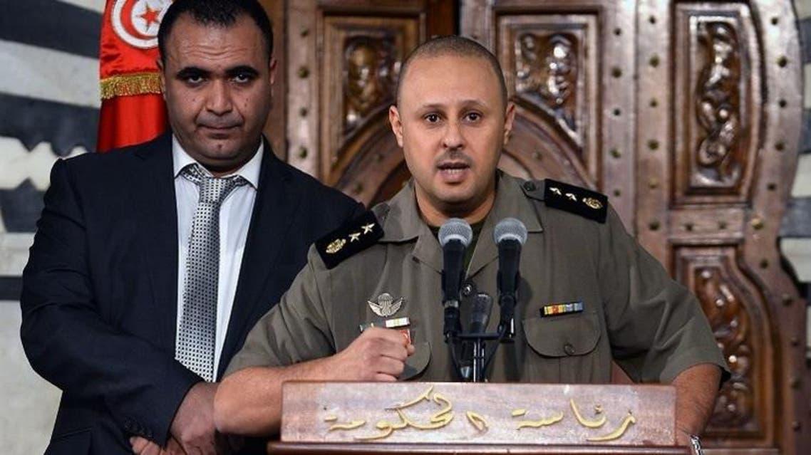المتحدث باسم وزارة الدفاع التونسية بلحسن الوسلاتي