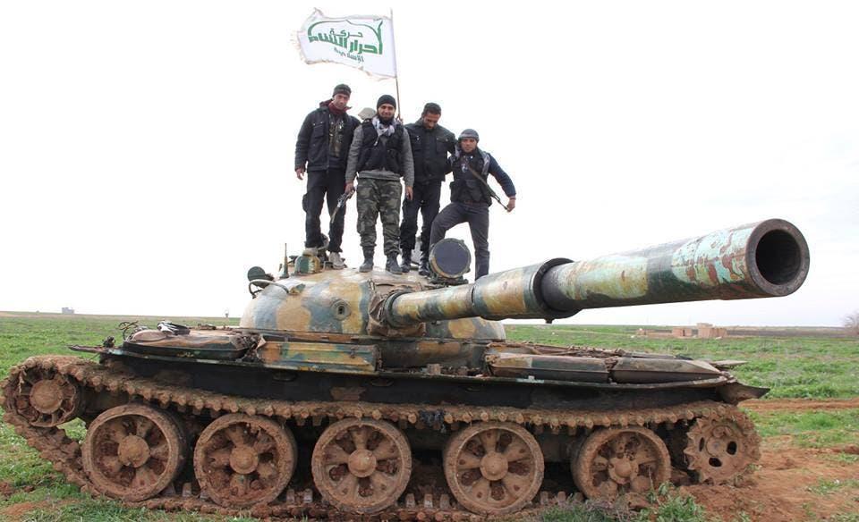حركة أحرار الشام