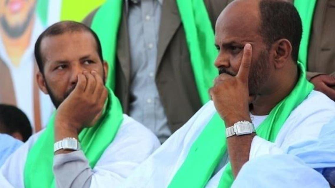 اسلاميو موريتانيا