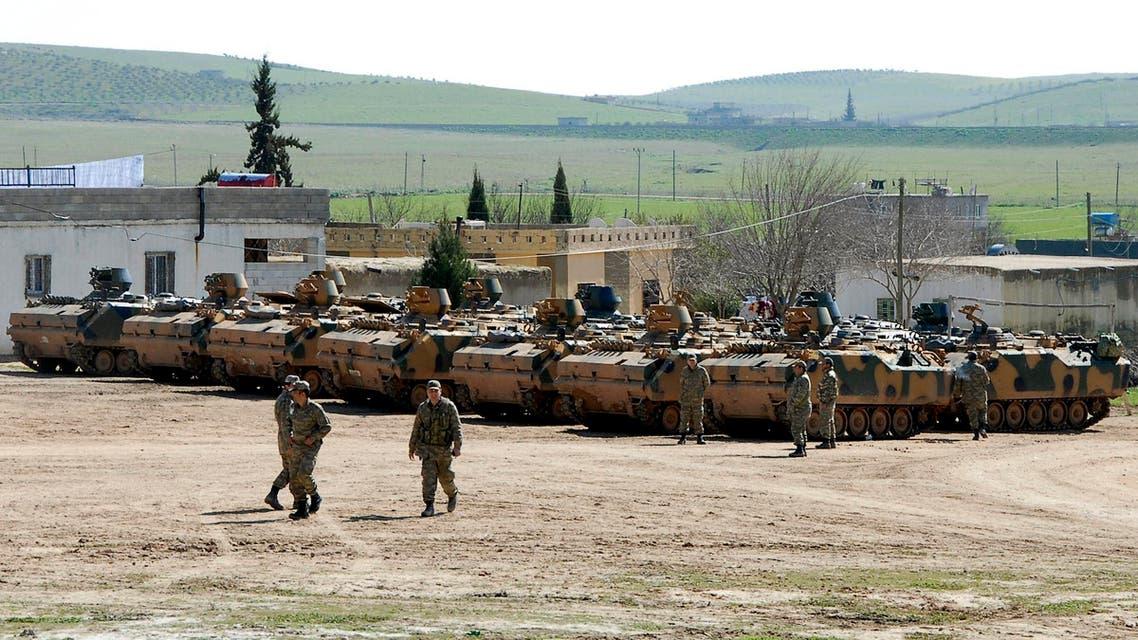 Turkish military Reuters