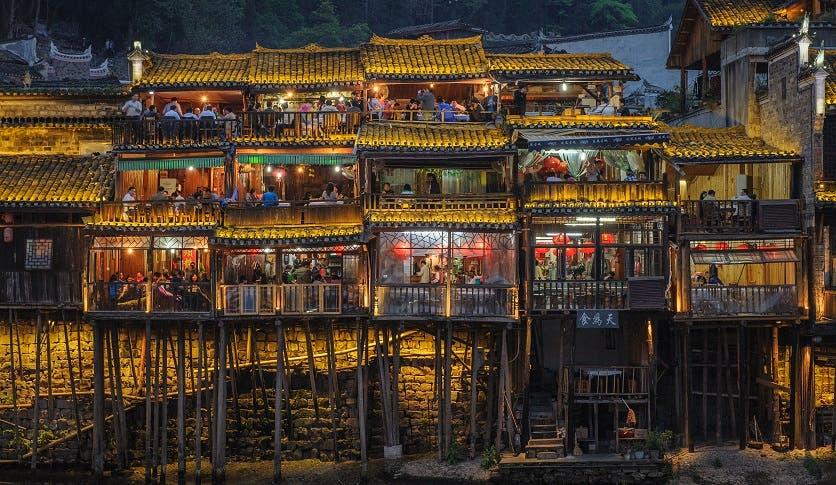 الليلي.المركز الأول - بينج لي - الصين