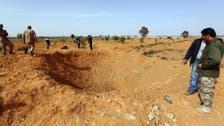 لیبی طیاروں کی طرابلس کے نزدیک کارروائی