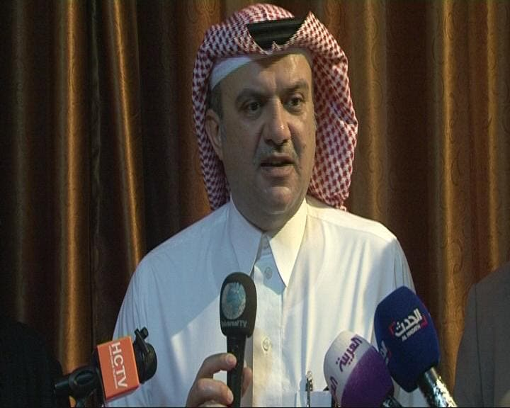 مدير عام إدارة الطوارئ بوزارة الصحة السعودية دكتور طارق عرنوس
