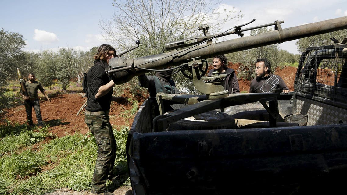 سوريا - إدلب - ادلب 3