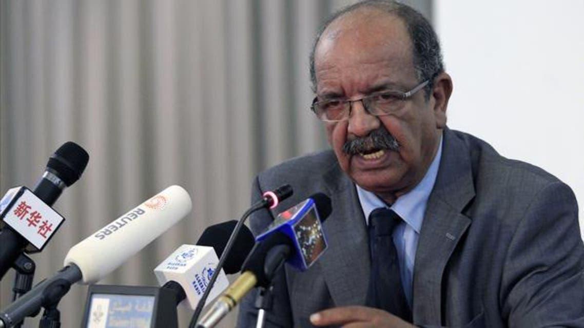 الوزير الجزائري المكلف بالشؤون المغاربية والإفريقية، عبدالقادر مساهل