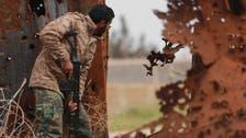 Five killed in suicide bombing in Libya's Benghazi