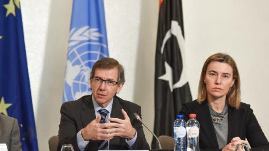 المبعوث الأممي في ليبيا