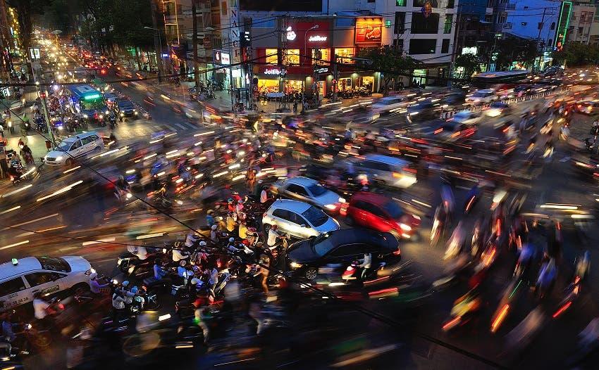 الليلي. المركز الثالث - نيجوين مين تان - فيتنام