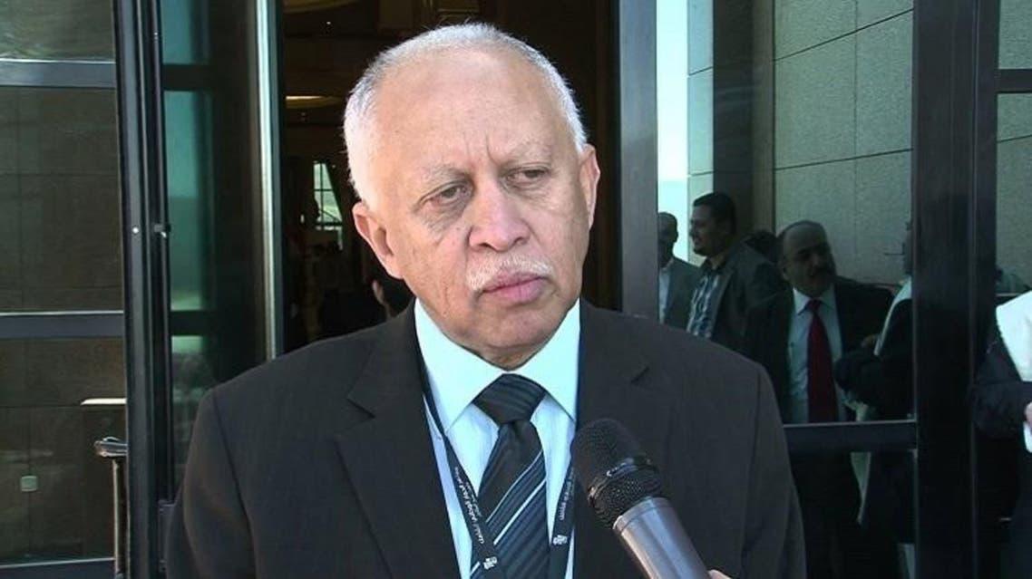 وزير الخارجية اليمني بالوكالة رياض ياسين