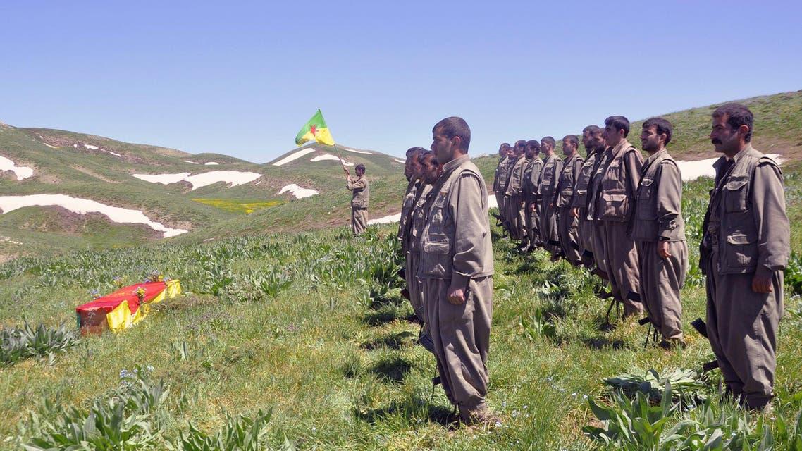 French court sentences nine Kurds in PKK extortion case (AP)