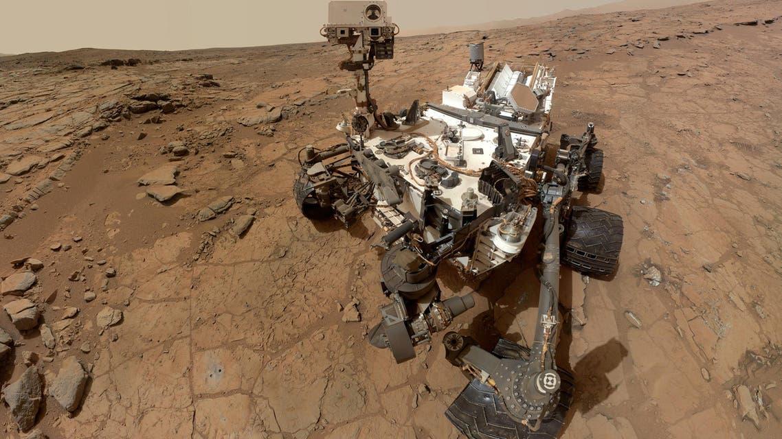 Mars has nitrogen, key to life: NASA (AP)
