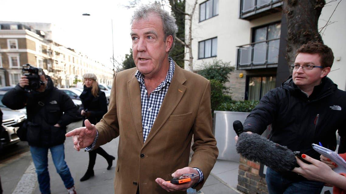 Jeremy Clarkson, 54 Reuters