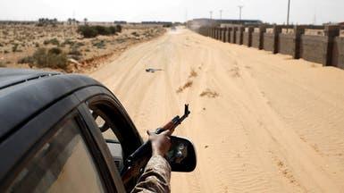 """ليبيا.. غارات مجهولة على مواقع """"داعش"""" في سرت"""