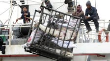 Locked in cages: Slavery taints global supply of seafood
