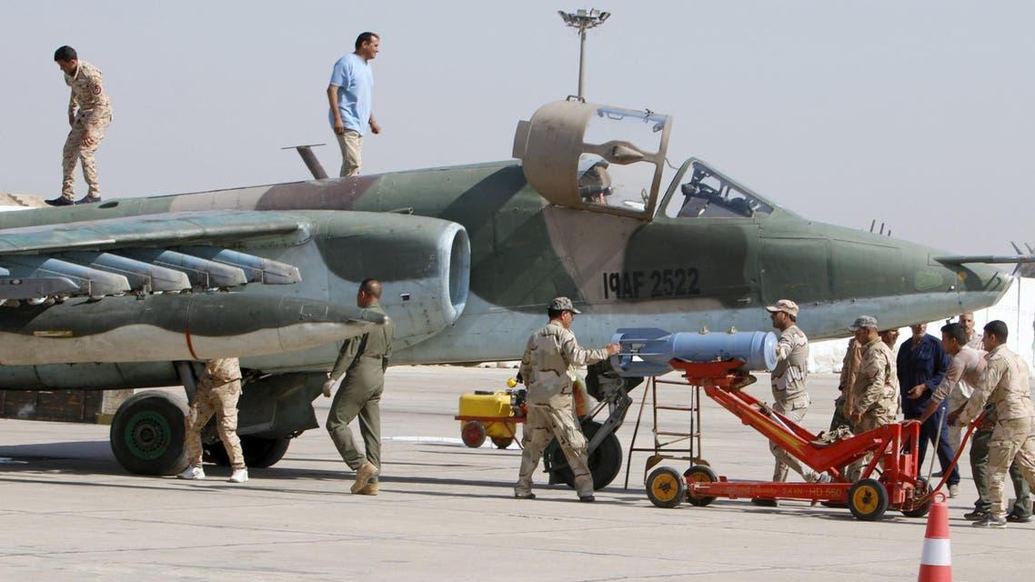 طيران قوات عراق