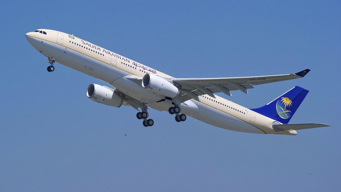 Saudi Arabia Saudi Airlines AP