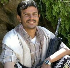 Abdul Khaliq al-Houthi (Photo credit: aawsat.com)