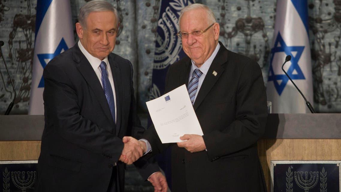 Israel president chastises Netanyahu over Arab voter remark (AP)