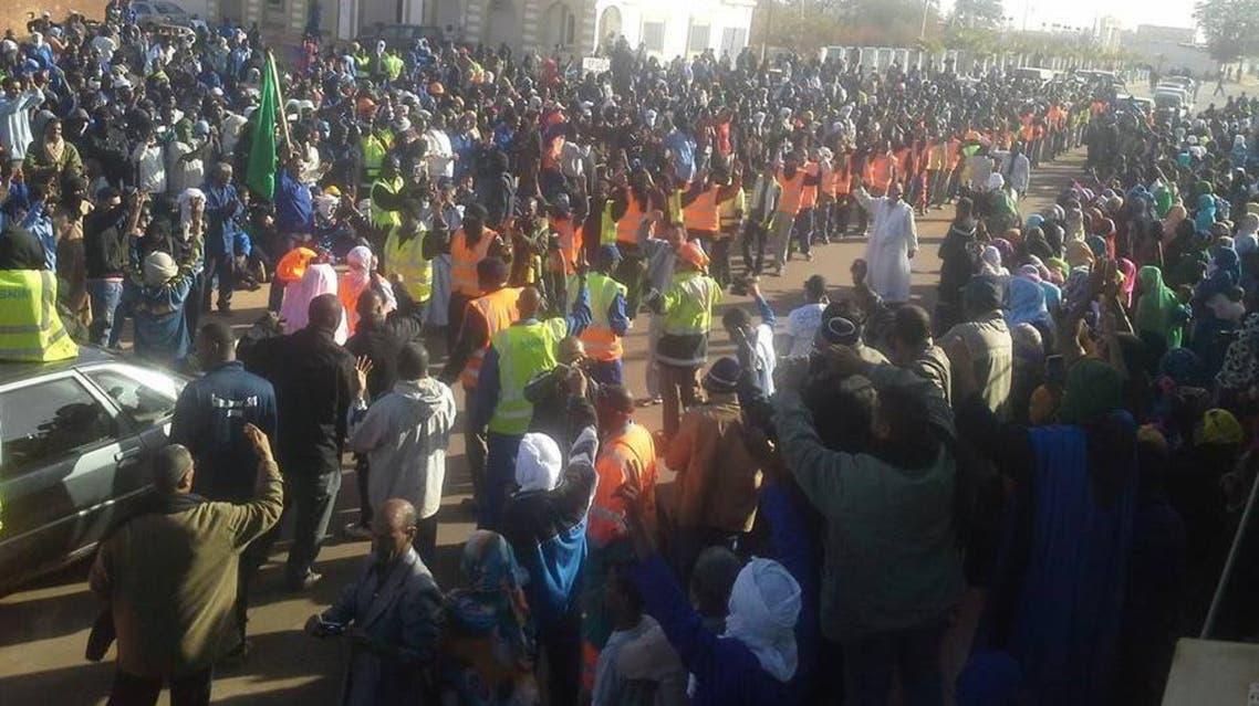 أزمة العمال المضربين في طريق مسدود في موريتانيا