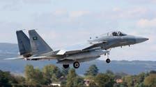 Saudi deploys advanced fighter jets in Yemen
