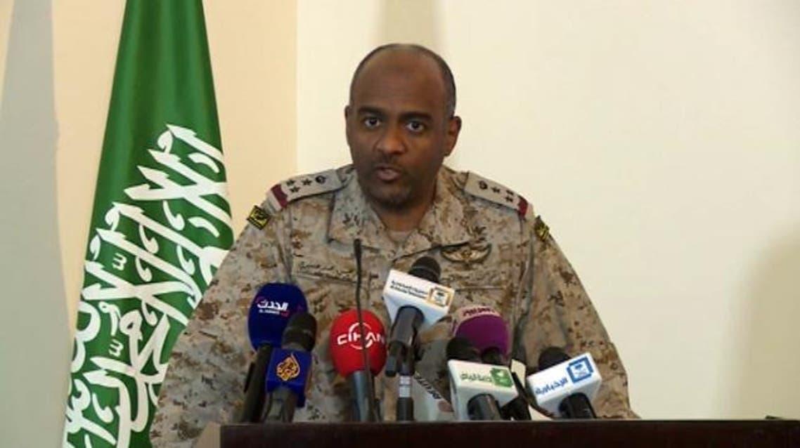 المتحدث العسكري بإسم القوات السعودية عملية عاصفة الحزم
