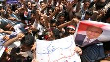 Hadi 'in high spirits' as Saudi targets Houthis