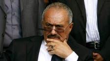 Ex-president Saleh calls for Yemen ceasefire