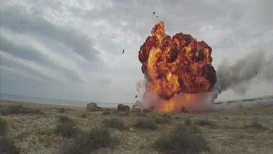 التحالف يقصف إمدادات لميليشا الحوثي في بيحان