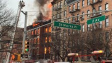 New York buildings collapse in possible gas blast, 19 hurt