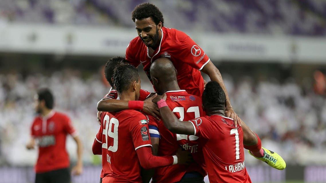 أهلي دبي الأهلي الإماراتي