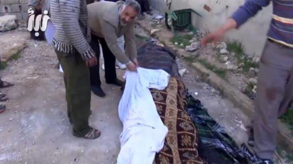 مجزرة في درعا