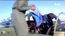 ایرانی پائلٹ کی حوثی جنگجو کو ٹریننگ دینے کی ویڈیو جاری