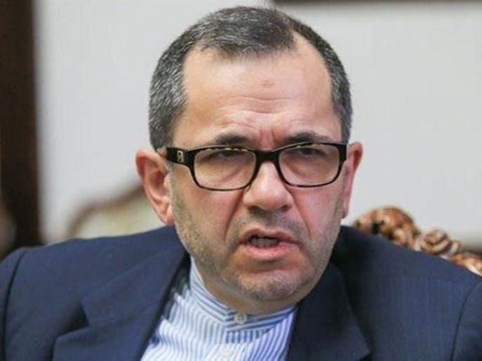 مندوب إيران بالأمم المتحدة: هدف الضغط الأميركي تغيير النظام