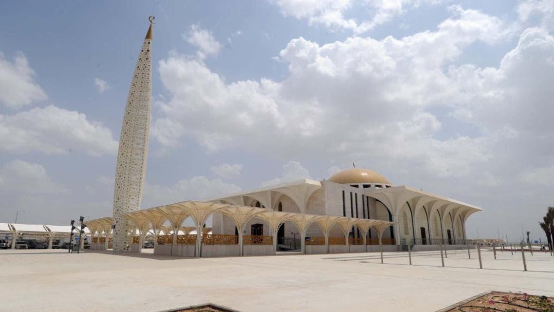 مطار الأمير محمد بن عبدالعزيز الدولي الجديد المدينة المنورة