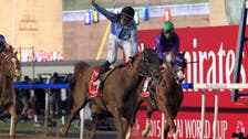 Prince Bishop wins Dubai World Cup, California Chrome 2nd