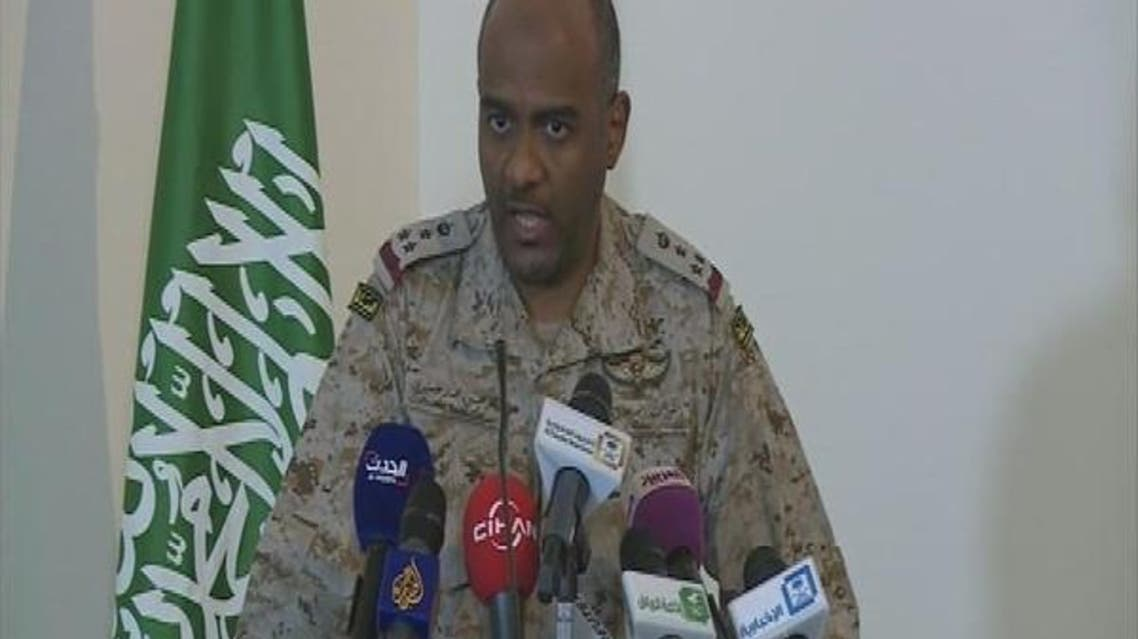 Brig. Gen. Ahmed Asiri AA