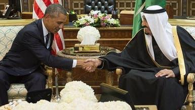 أوباما يؤكد للملك سلمان دعمه لعاصفة الحزم