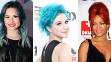 هل تجرئين على اعتماد ألوان شعر هذه النجمات؟