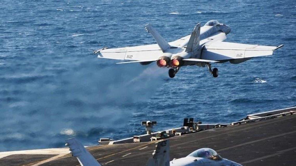 طائرات التحالف للقوات العراقية