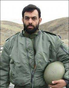 حسن قاسمي دانا من قوات الباسيج قتل بعد 25 يوم من وصوله لسوريا