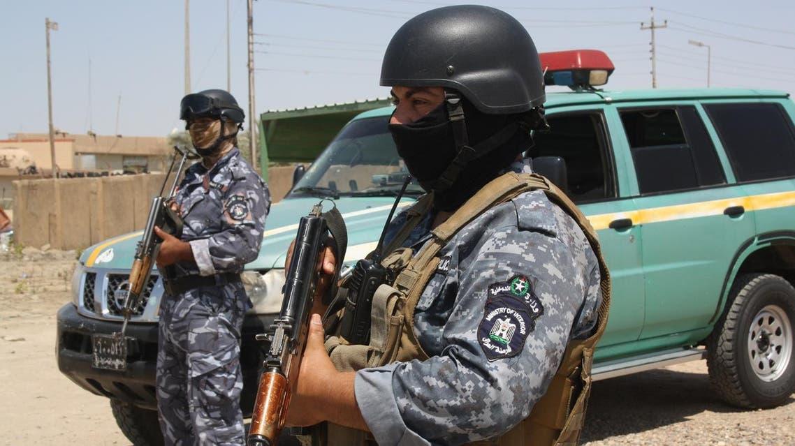 قوات الشرطة الاتحادية العراقية