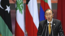 U.N. chief admits 'shame,' 'anger' over failure in Syria